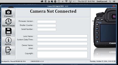 Canon Eos Download Software Mac